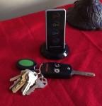 JTD Key Finder helps me find my keys