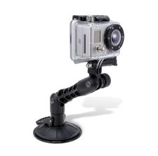 Arkon GP198 is an excellent choice for those looking at car dashboard GoPro mounts