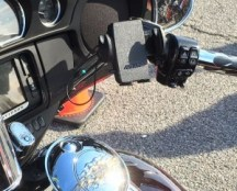 Arkon SM432 is a good inexpensive cell phone mounts