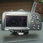 Old School Garmin GPS Car Mounts and Holders