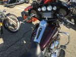 Mounts for Harley-Davidson Street Glide Motorcycles