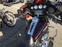 Harley-Davidson Street Glide Cockpit