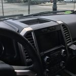 Phone, GPS and Tablet Mounts for a Ford F-150