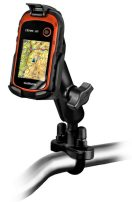 RAm Handlebar Mount for Garmin eTrex fits the Honda FourTrax ATV