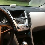 Phone, GPS and Tablet Mounts for a Chevy Equinox