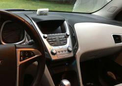 Chevy Equinox Interior
