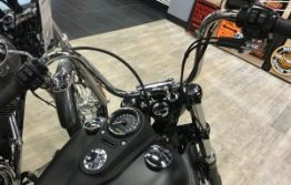 Harley-Davidson Street Bob Cockpit