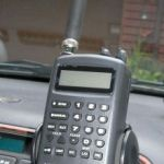Police Scanner Car Mounts and Holders