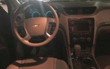 Chevy Traverse Interior