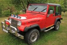Jeep Wrangler Mounts
