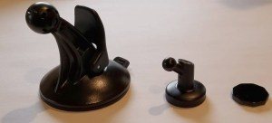 Mounts for Garmin Dash Cam 45, Dash Cam 55 and Dash Cam 65W Compared to the old Garmin Nuvi Suction Cup