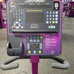 Mounting a Phone or Tablet on a Planet Fitness Recumbent Bike