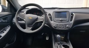 Chevy Malibu Interior