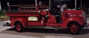 Tablet Mounts for Fire Trucks