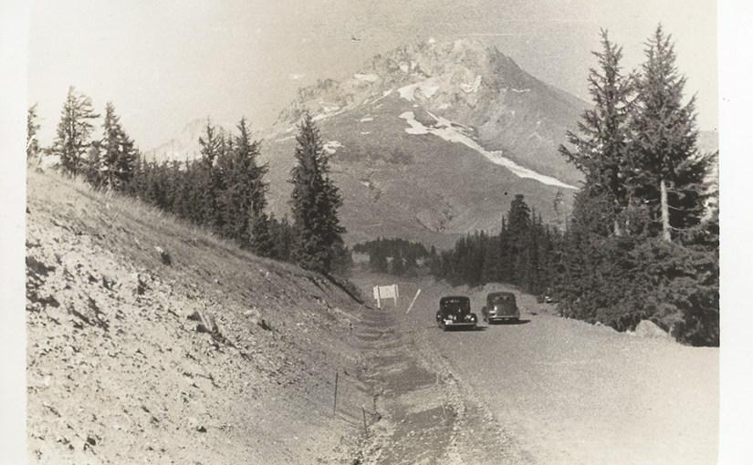 Timberline Summer circa 1940