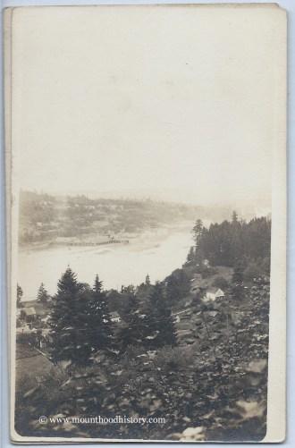 Willamette River Falls Oregon City