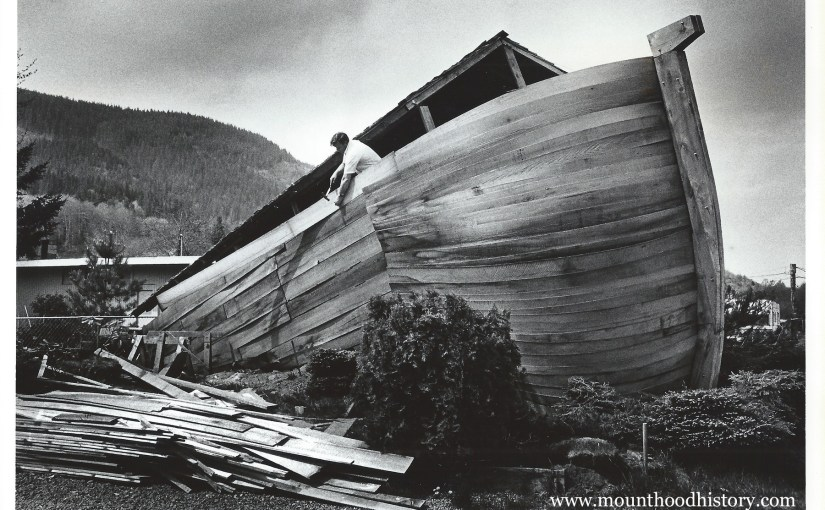 The Oregon Ark Motel