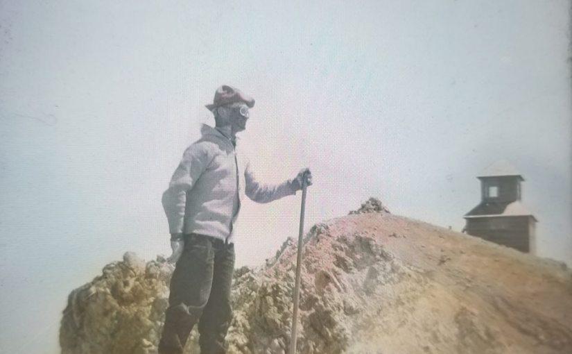 Summit of Mt. Hood circa 1915