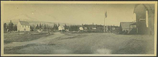Government Camp Oregon