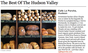 best of hudson valley, cafe la perche