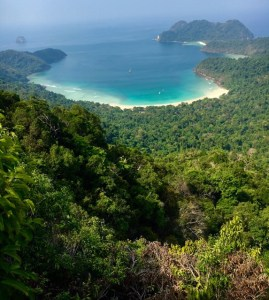 Cruising the Mergui Archipelago