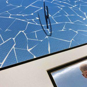 De Bruyne 2020 signed shirt up close 2