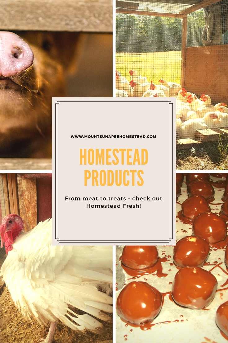 Homestead products