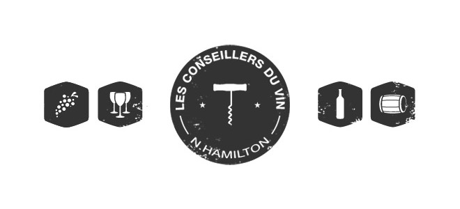Logo les conseillers du vin