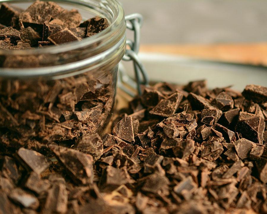 Chocolate Lamb Sauté