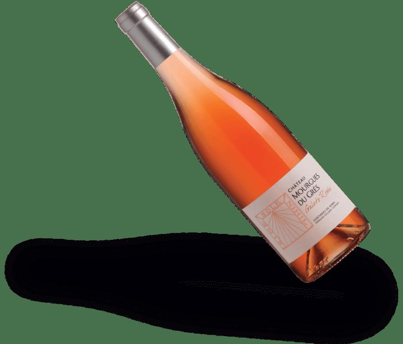 Bouteille Galets Rosés