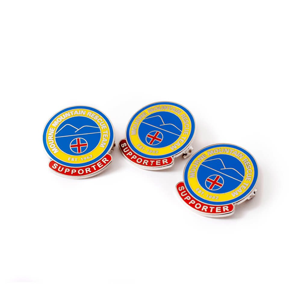 Enamel Pin Badges