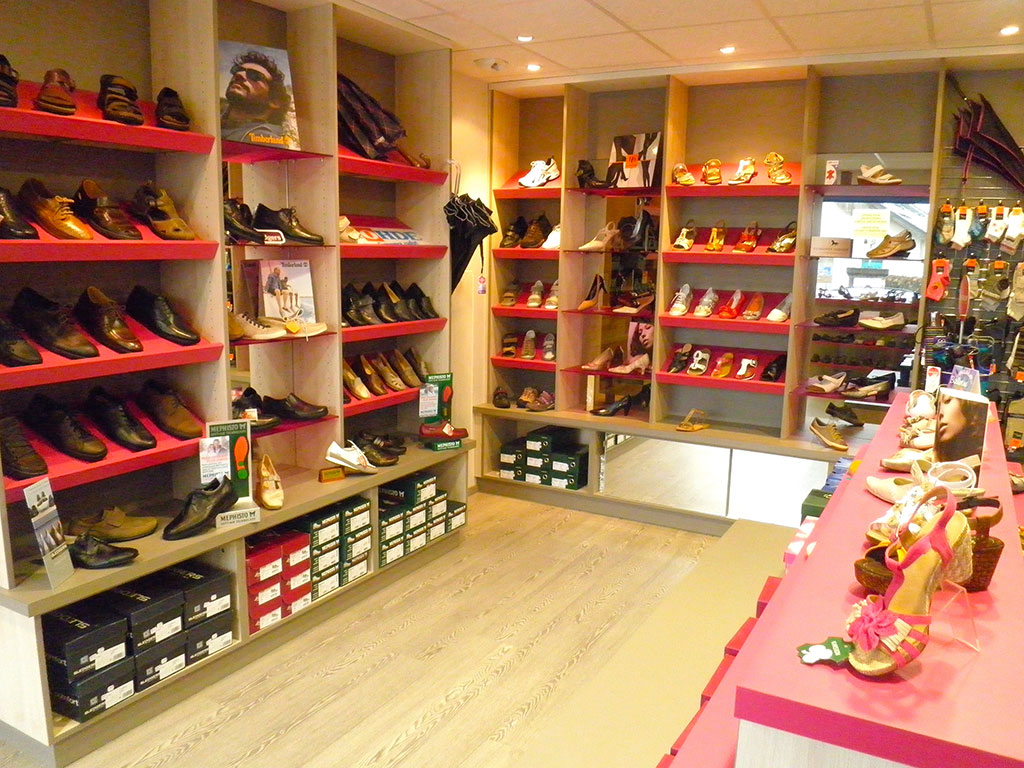 Mourot Agencement Magasins