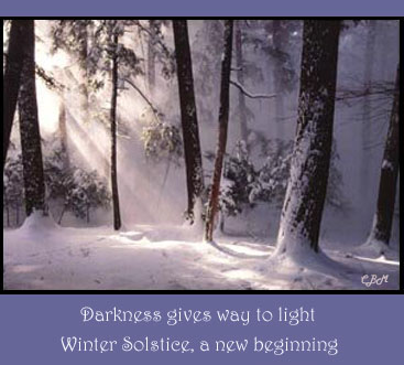 Cards By Mouse Winter Solstice