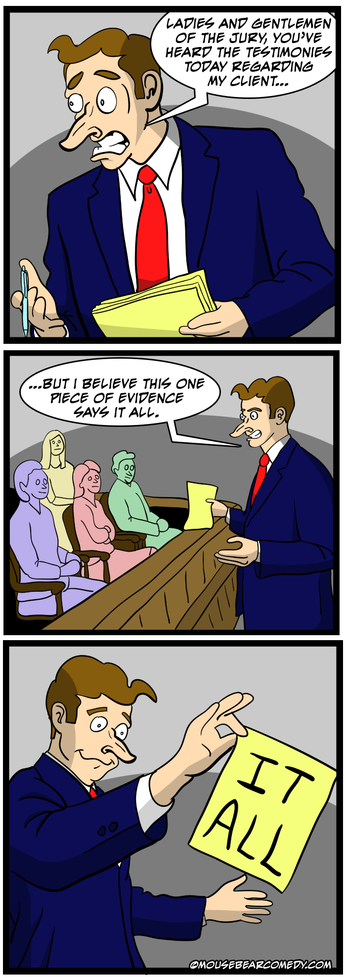 Literal Lawyer