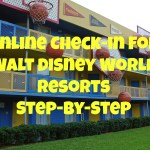 The Magic Of Disney's Online Check-In