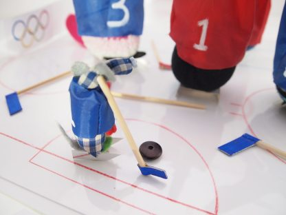 But Microvaark has saved the goal!
