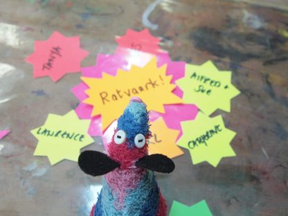 Ratvaark has written his name on a star