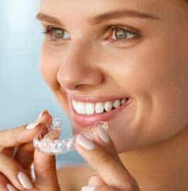 Smile Direct Club Removing Aligners