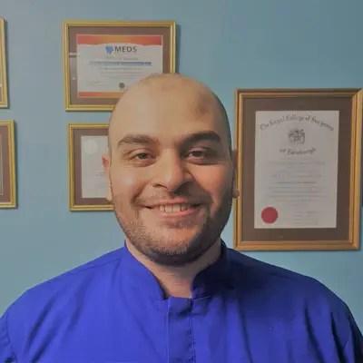 Dr. Mohamed Hamid BDS