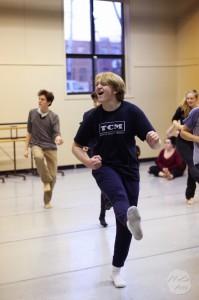 Musical Theatre - Rehearsal