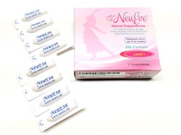 NeuEve Silk suppositories