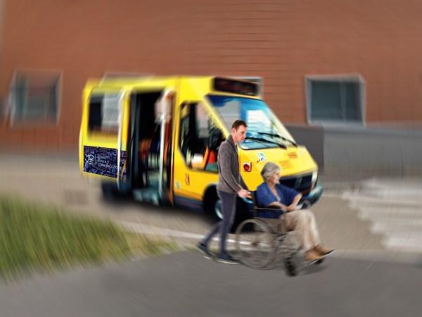 Minibus trasporto speciale a Varese