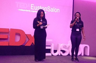 TEDxEuston Salon: The Young, African Entrepreneurs Making a Difference