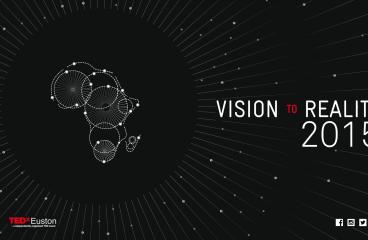 TEDxEuston 2015 – Vision to Reality