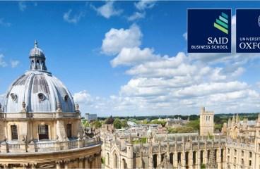 Oxford Business Forum Africa 2016: 'Unreasonable Africa'