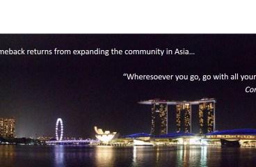 Ni Hao: Return From Asia!