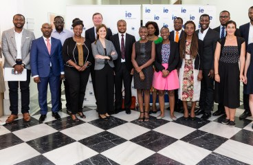 IE Africa Day 2017 Highlights from Madrid