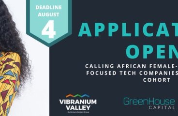 Applications are open – Nigeria's first female focused tech accelerator