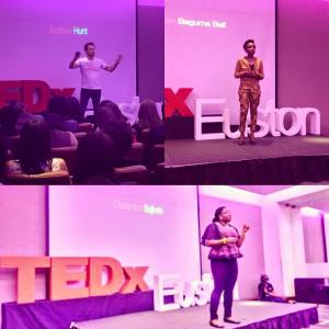 Pic from TEDx FB