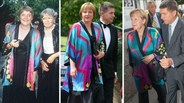 Resultado de imagem para túnica de Merkel
